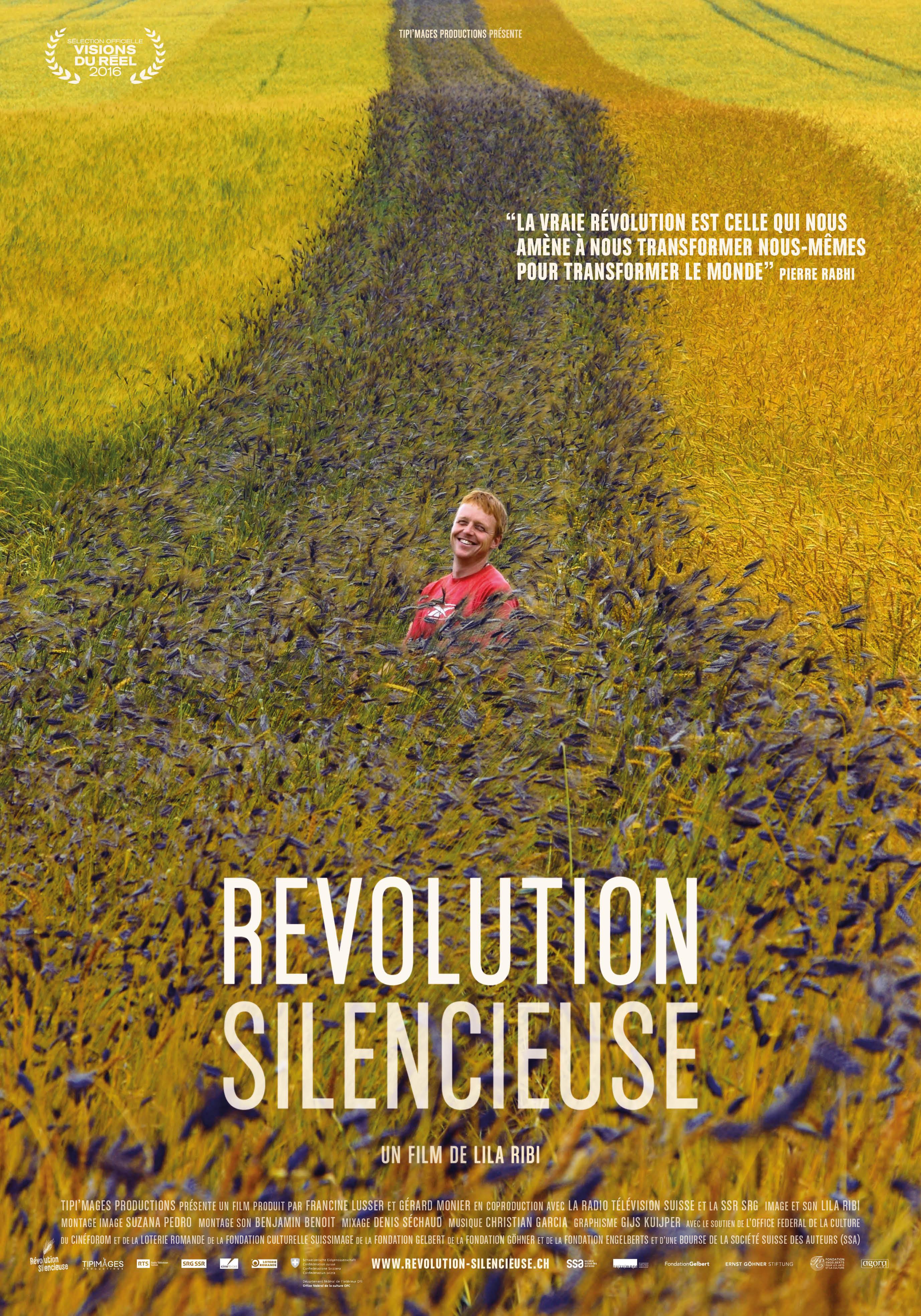 Le DVD de Révolution Silencieuse est enfin disponible !